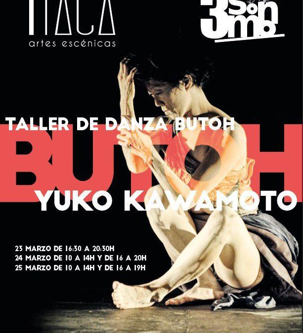 Curso Danza Butoh con Yuko Kawamoto