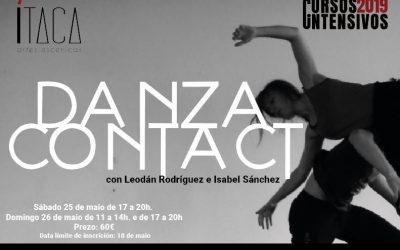 Intensivo de Danza Contact