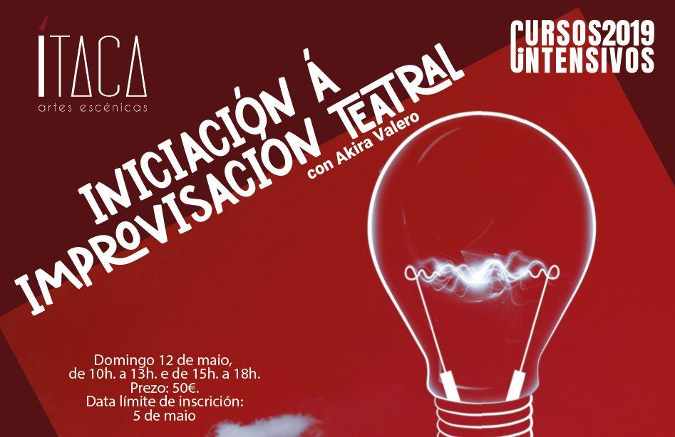 Iniciación á Improvisación Teatral