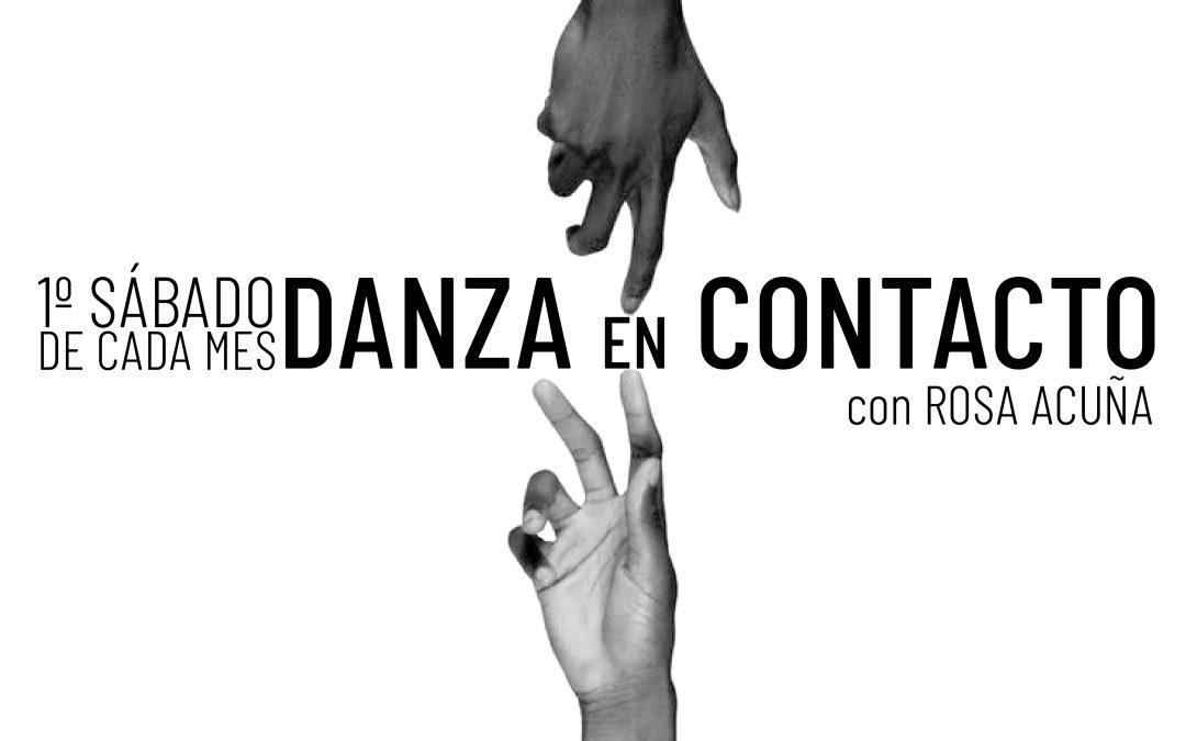 Danza en Contacto con Rosa Acuña
